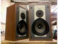 Vintage KEF Coda II Speakers