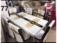 Beautiful designs of table chairs available now