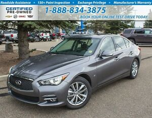 2015 Infiniti Q50 *AWD *NAV *Bluetooth *Sunroof *Sirius XM