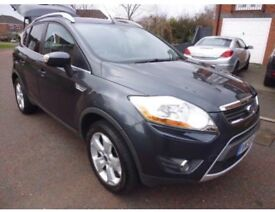 Ford Kuga titanium 4x4,F:H, 85K, 2 owners,fantastic condition throughout,you won't be disappointed