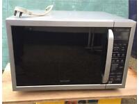 Sharp Jet convection and grill plus microwave