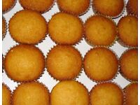 Cupcakes Kidoes (Great taste, many flavours, short notice orders on sponges.)