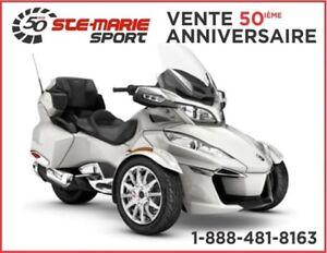 2017 Can-Am Spyder RT  Limited SE6 Vente 50ième Anniversaire