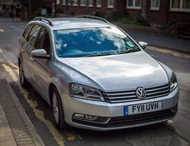 2011 Volkswagen Passat 1.6TDI Estate