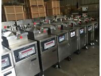 Henny Penny Computron 8000, Latest Chicken Shop Package