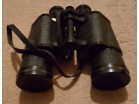 Zenith 10 x 50 Wide Angle Field Binoculars – Lightweight and excellent condition