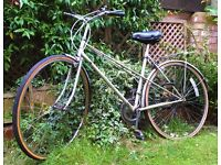 best vintage bike in the world maybe even for hipsters
