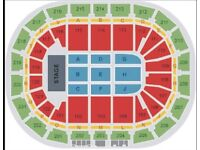 TWO JUSTIN BIEBER TICKETS Manchester Arena 20 OCTOBER 2016