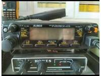 Alinco DR 605 transceiver