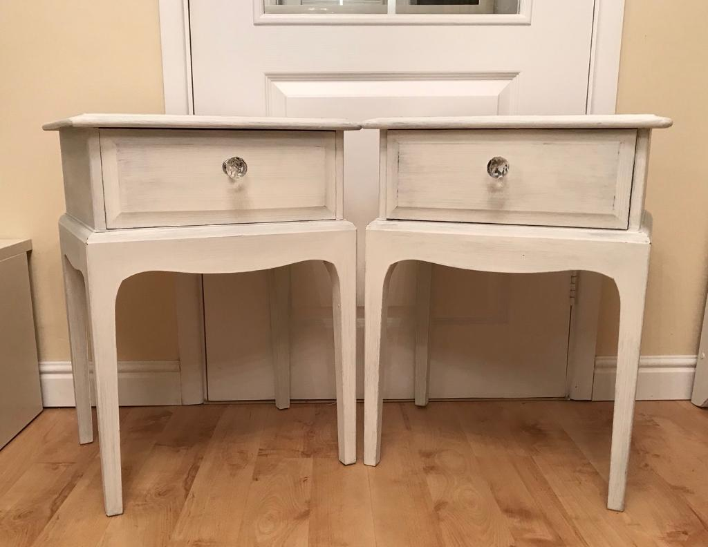 Vintage Stag Bedside Tables In Plymouth Devon Gumtree