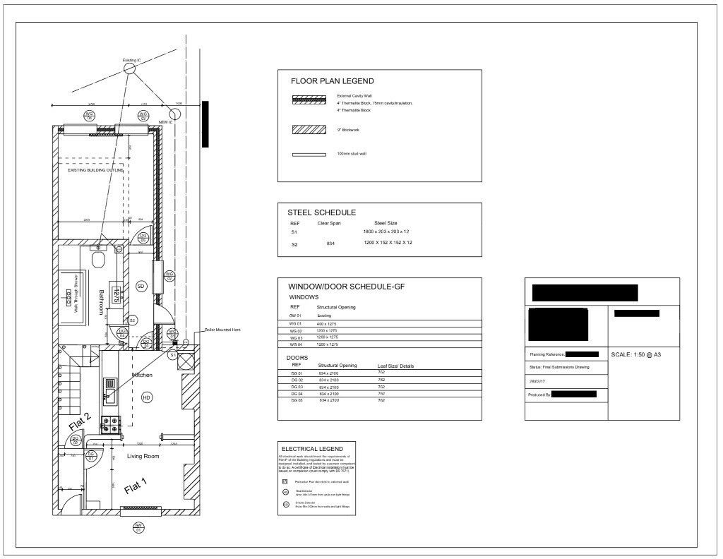 low cost professional floor plan drawings elevationals and planning application management - Floor Plan Application