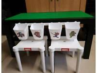 Lego play tables