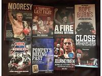 Brand New Boxing Books For Sale