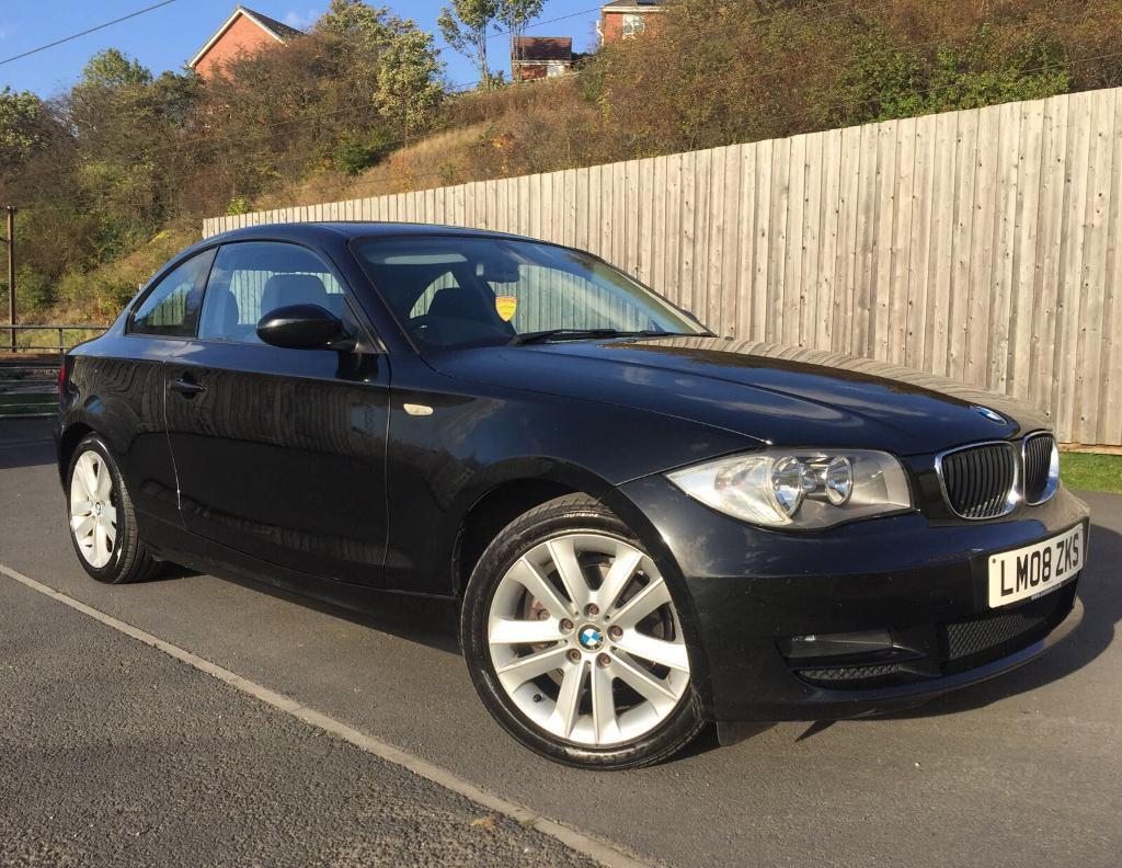 2008 BMW 118D Sport Coupe +Full Service History+ not 116 118 120 318 320 a3 a4 1.9 2.0