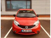 Nissan Note 1.2 eco mode 65 Reg only 32K 1 owner long MOT cheap motor