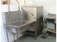 Commercial Dishwasher (Winterhalter)