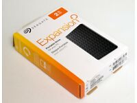 "Seagate 2TB Portable External USB3 Hard Drive (2017 Model). Bus Powered 2.5"" for Laptop or Desktop"