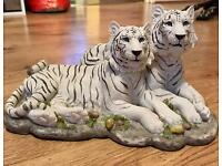 Tigers Ornament - Endangered Species by Regency