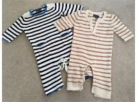 Baby GAP Knitted Baby grows 0-3 Months
