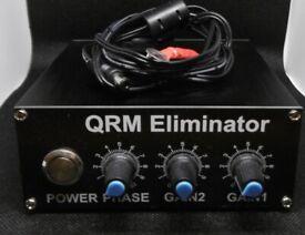 QRM eliminator, FT8*** Windcamp ptt cat adaptor, FT450 Data module unit