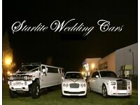 WEDDING CAR HIRE-ROLLS ROYCE-HUMMER 16 SEATER LIMO-£250