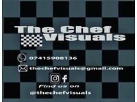 The chef visuals -videographer weddings -promo/music videos 🎥🎥📞07415908136