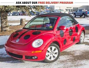 2008 Volkswagen New Beetle 2.5 Trendline *Leather *Convertible *