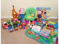 Toddler Toy Bundle over 20 items VGC Collection Waltham Abbey, Essex