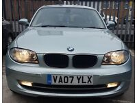 BMW 1 Series 2.0 118i SE, AUTOMATIC, LEATHER, 5DOOR