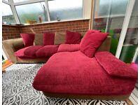 4 seat corner couch