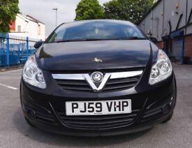 Vauxhall Corsa (09) 1L Low Mileage 3 Door Hatchback.