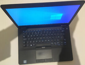 Dell Latitude E7470 i7 8Gb DDR4 RAM 250GB SSD