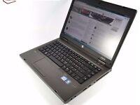 HP PROBOOK AMD A4 250GB 4GB Laptop Windows 10