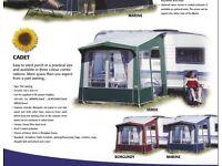 Ventura Cadet Caravan Porch Awning