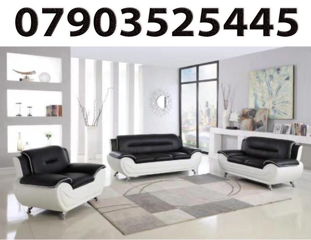 Sensational Brand New Venice Leather Sofa Set On Sale Retail Price 1200 Sale Price 599 99 In North London London Gumtree Pabps2019 Chair Design Images Pabps2019Com