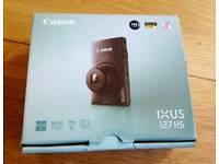 Canon IXUS 127HS digital camera