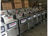 Henny Penny Chicken Shop Equipment Made In USA