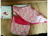 Bugaboo donkey custom fabric set