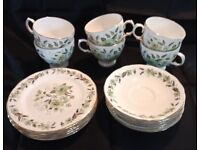 Vintage Tea-set (Bone china)