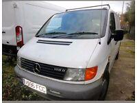 Mercedes benz vito 108D
