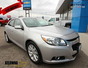 2016 Chevrolet Malibu LTZ, Leather Interior, Heated Seats, Sunro