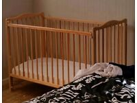 Cot for sale, great working order!