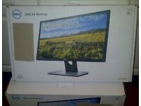 """Dell 24"""" Widescreen monitor, Brand New and in unopened box. Warrantied."""