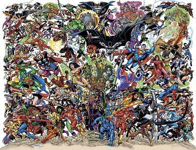 DC Marvel Independent 20 comic book grab bag  buy 3 get 1 free !!!