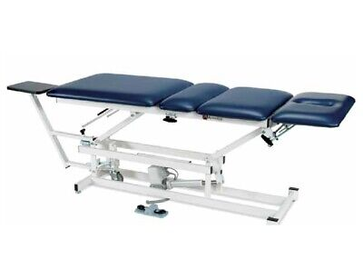 Traction Decompression Table W Traction Pkg Head Belts Cervical Unit Stool