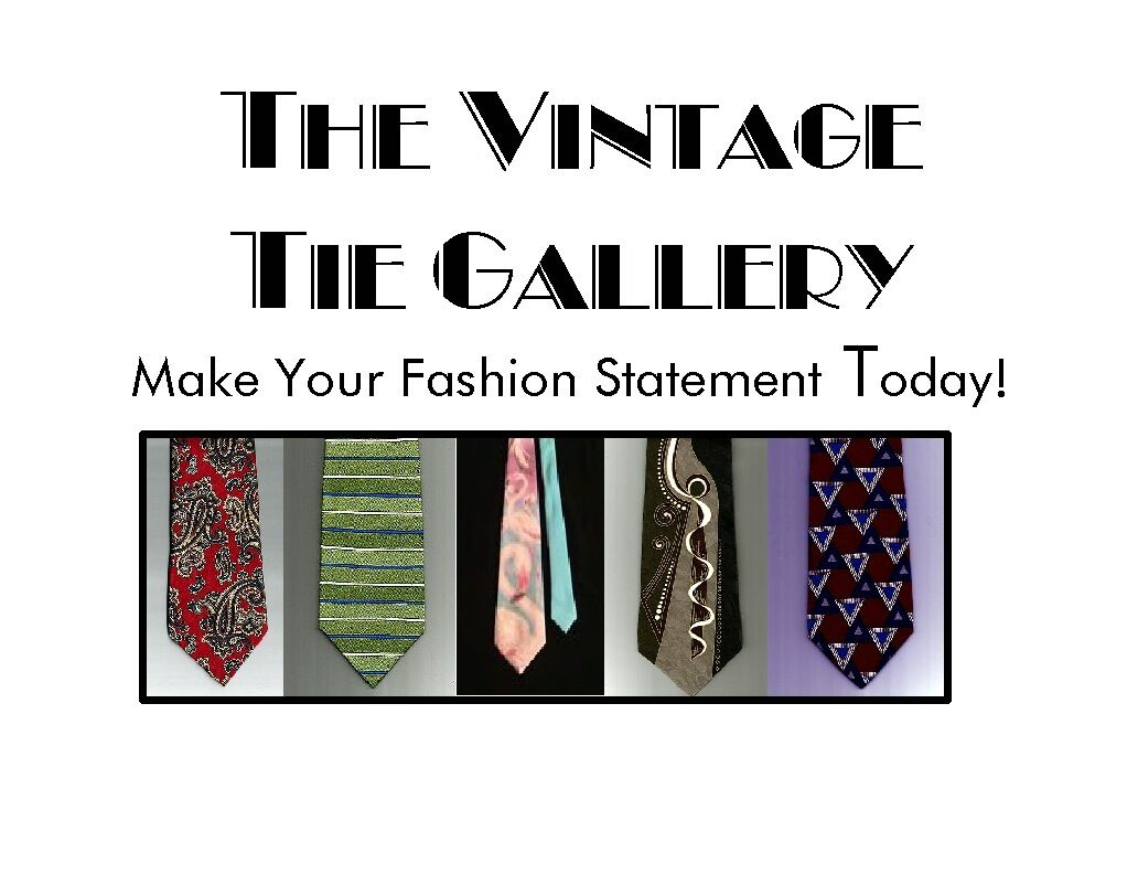 The Vintage Tie Gallery