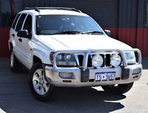 2003 Jeep Grand Cherokee V8 6 Month Rego