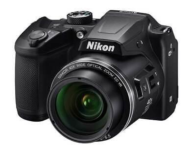 Nikon COOLPIX B500 16.0MP Bridge Digitalkamera  Violett  (Bridge-kamera Nikon)
