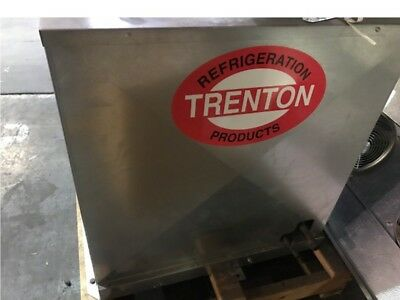 New Old Stock Trenton Teha030h2-ht3b-b R22 3 Hp Refrigeration Condensing Unit