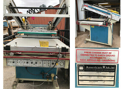 3 Screen Printing Presses For The Price Of 1